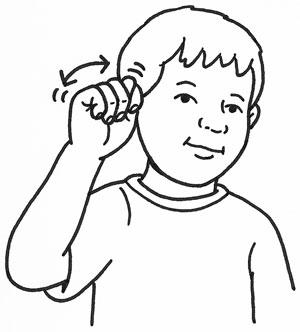 essays on baby sign language